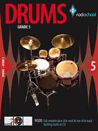 Rock School Drums - Grade 5