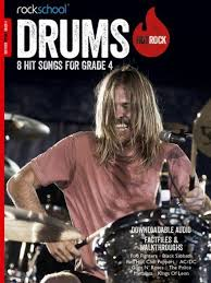 Rock School Hot Rock Drums Vol 4