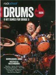 Rock School Hot Rock Drums Vol 5