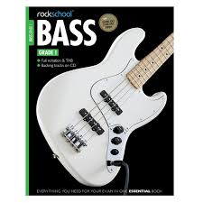 Rockschool Bass Gr 1 BK/CD