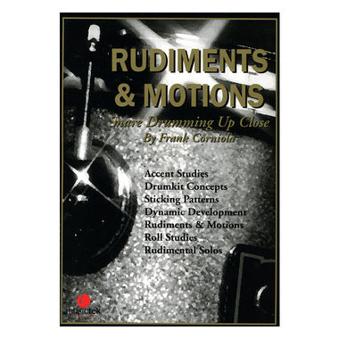 Rudiments and Motions Frank Corniola