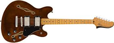 Squier Classic Vibe Starcaster Walnut