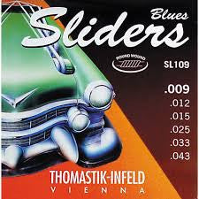 Thomastik Blues Sliders 9-43