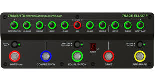 Trace Elliot Transit B Preamp/Effects
