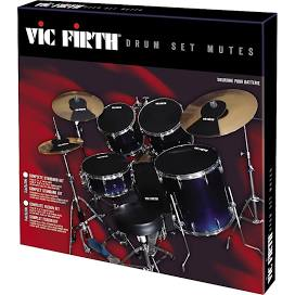 Vic Firth Mutes PP3 Pre Pack