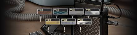 Vox Headphone Amp AP2-BL