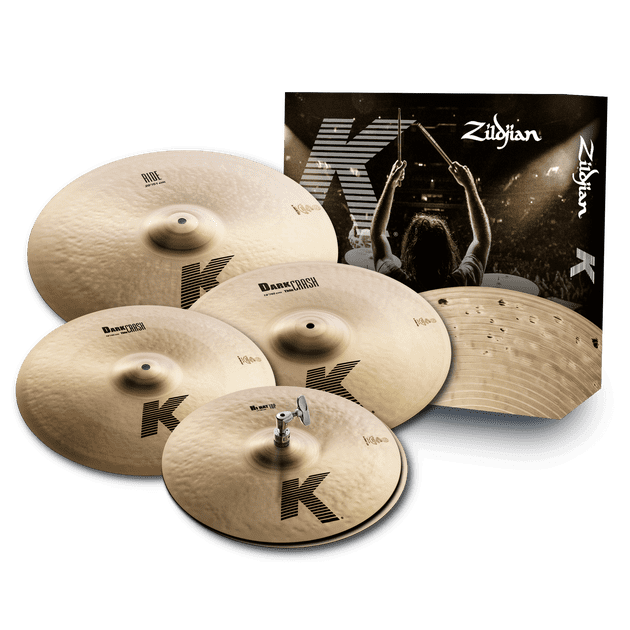 Zildjian K Value Pack