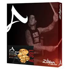 Zildjian A Box Set 14/16/21 + 18