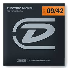 Dunlop Electric 9-42 Strings