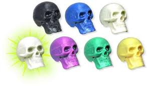 Skull Shakers Coloured