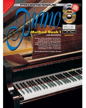 Progressive Piano Book 1