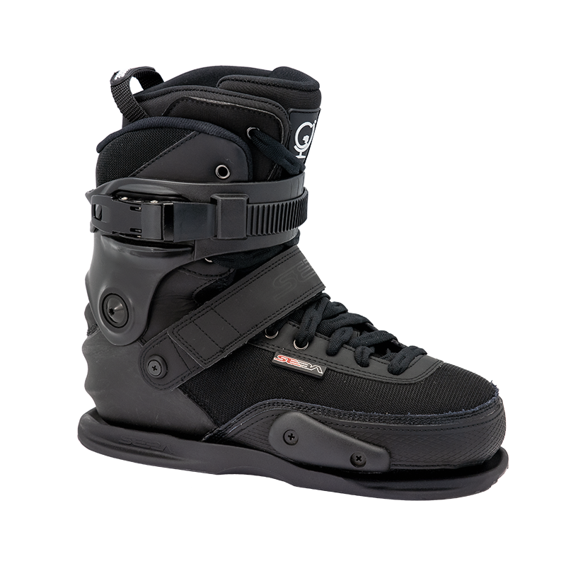 SEBA - CJ2 PRIME - BLACK - BOOT ONLY