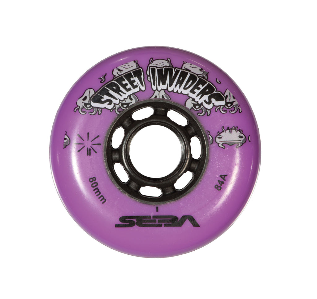 SEBA - STREET INVADER WHEELS 84mm/84A X1