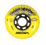 SEBA STREET INVADER WHEELS 72mm /84A X1