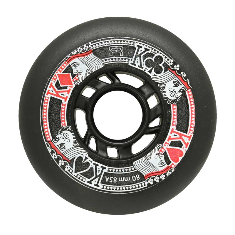 FR - STREET KINGS INLINE WHEELS 85A x1