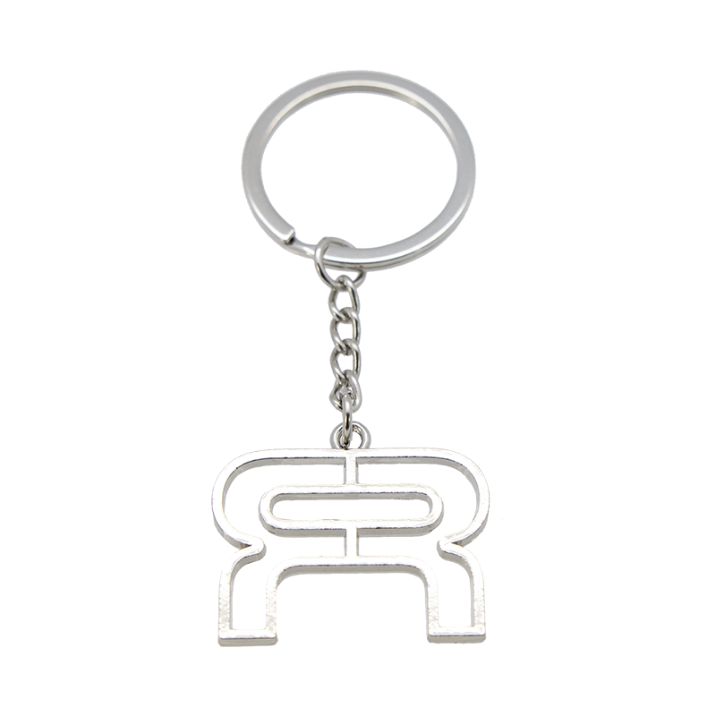 FR - KEY HOLDER - FR LOGO