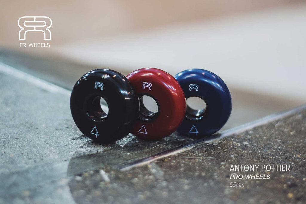FR - STREET WHEELS - ANTONY POTTIER x4