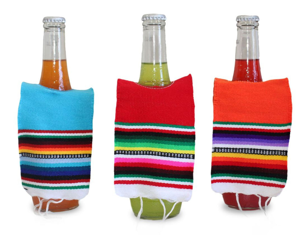 Mini Bottle Ponchos - Del Mex - 1