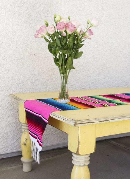 Serape Table Runner - Del Mex - 1