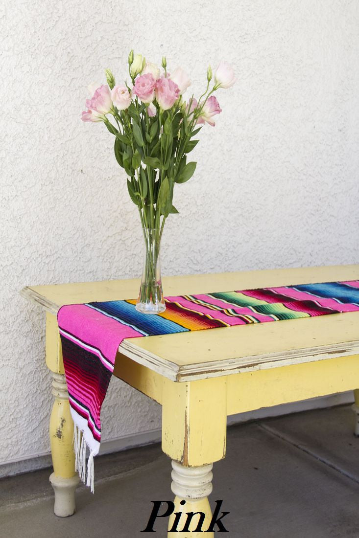 ... Serape Table Runner   Del Mex   7 ...