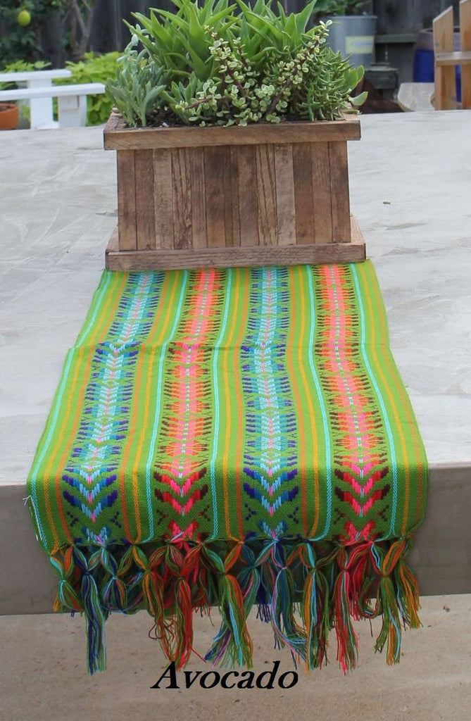 Rebozo Table Runner