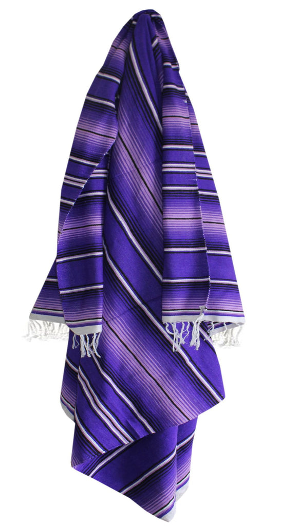 Two Tone Purple & Lavender - Del Mex - 1