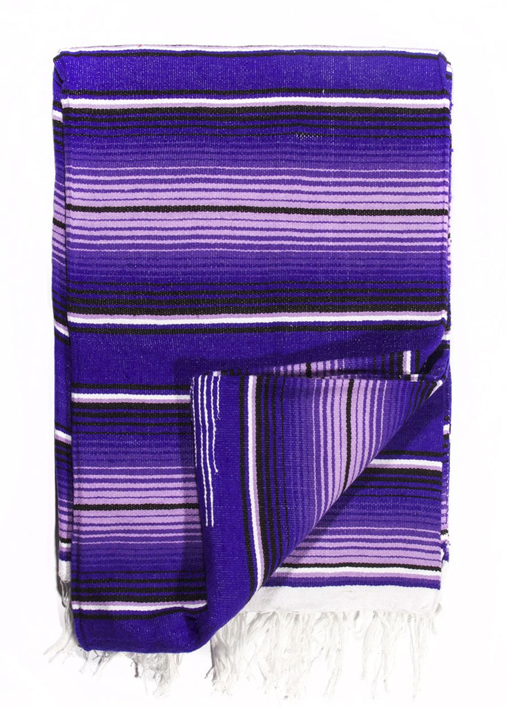 Two Tone Purple & Lavender - Del Mex - 3