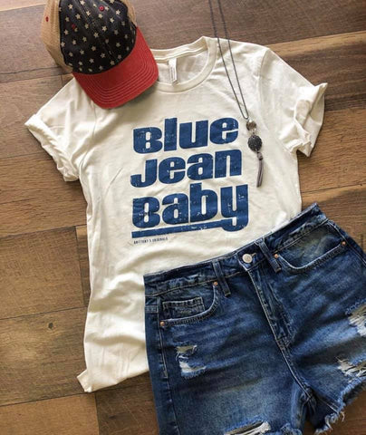 Blue Jean Baby - The Downtown Dachshund