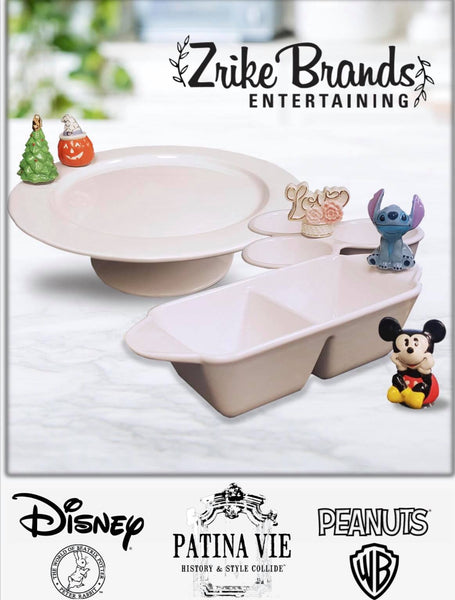 Zrike Brands Entertaining Sitting Mickey