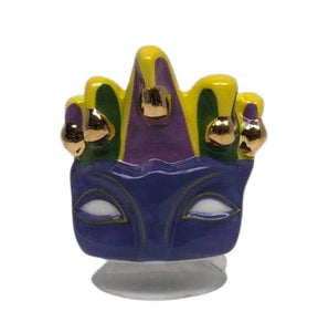 Zrike Brands Entertaining- Mardi Gras Mask