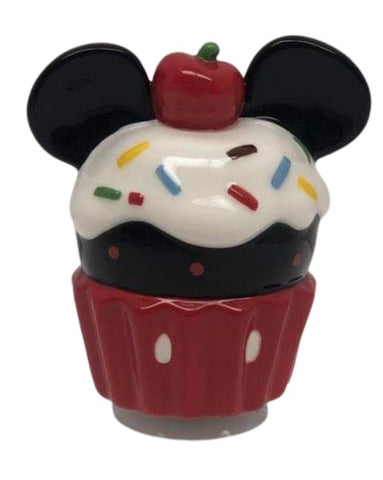 Zrike Brands Entertaining-Mickey Cupcake