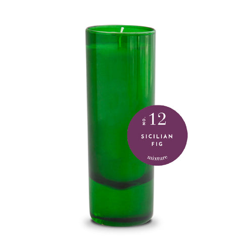 Mixture Green Votive