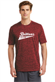 ST390  Sport-Tek® PosiCharge® Electric Heather Tee