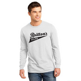 District® - Young Mens The Concert Tee™ Long Sleeve DT5200