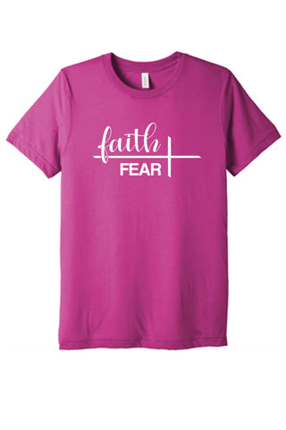 Faith Tee~Bella Canvas