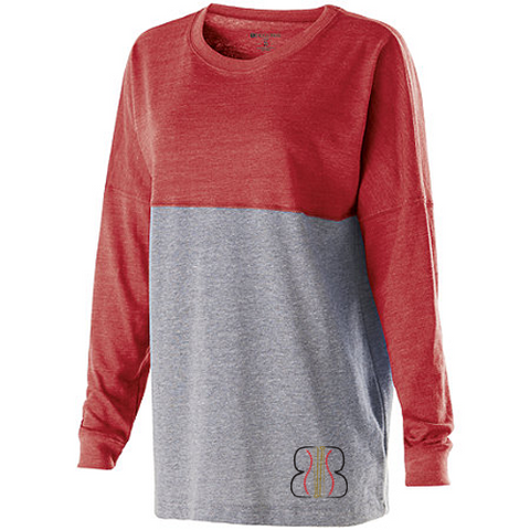 STYLE 229386 LADIES' LOW-KEY PULLOVER