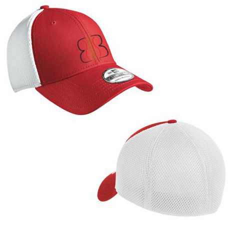 ccef8995d285dc New Era® - Stretch Mesh Cap NE1020 – Enriched Stitches