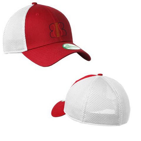 New Era® - Youth Stretch Mesh Cap NE302