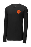 Adult Nike Core Cotton Long Sleeve Tee