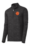 Sport-Tek ® Sport-Wick ® Stretch Reflective Heather 1/2-Zip Pullover