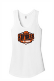 District Made® Ladies Perfect Tri® Racerback Tank. DM138L