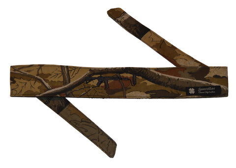 Charm City  Headband - Camo/Black