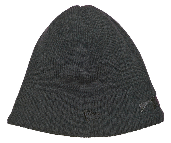 New Era Beanie Charcoal - Grey