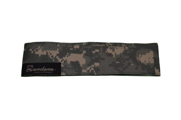 Sandana Headband - ACU/Black