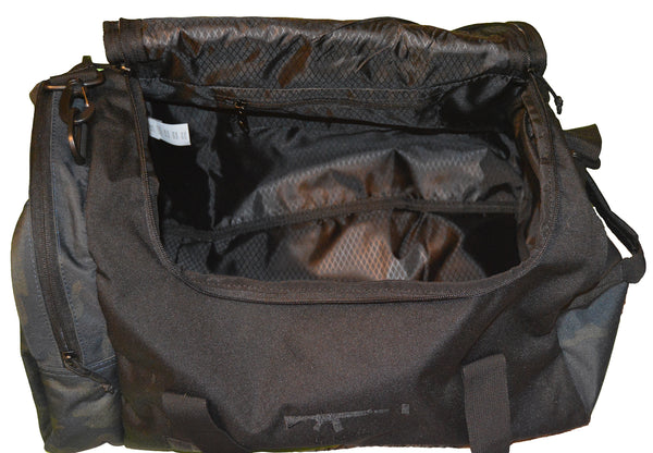 New Era Duffel bag - Black/Camo