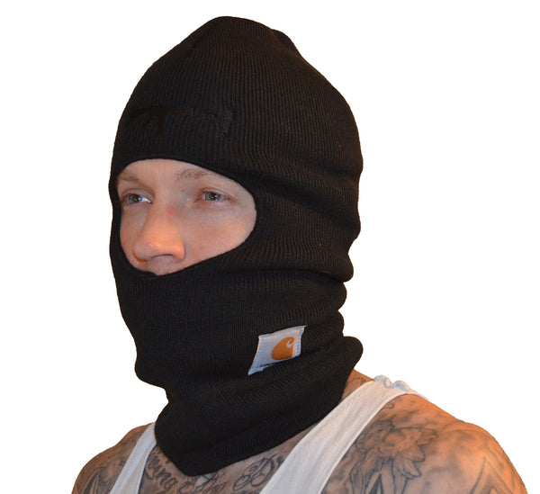 Carhartt Face Mask - Black
