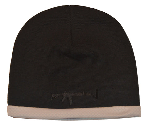 Performance Beanie - Black/Grey