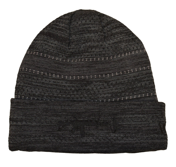 New Era Beanie On-Field Knit Black - Black