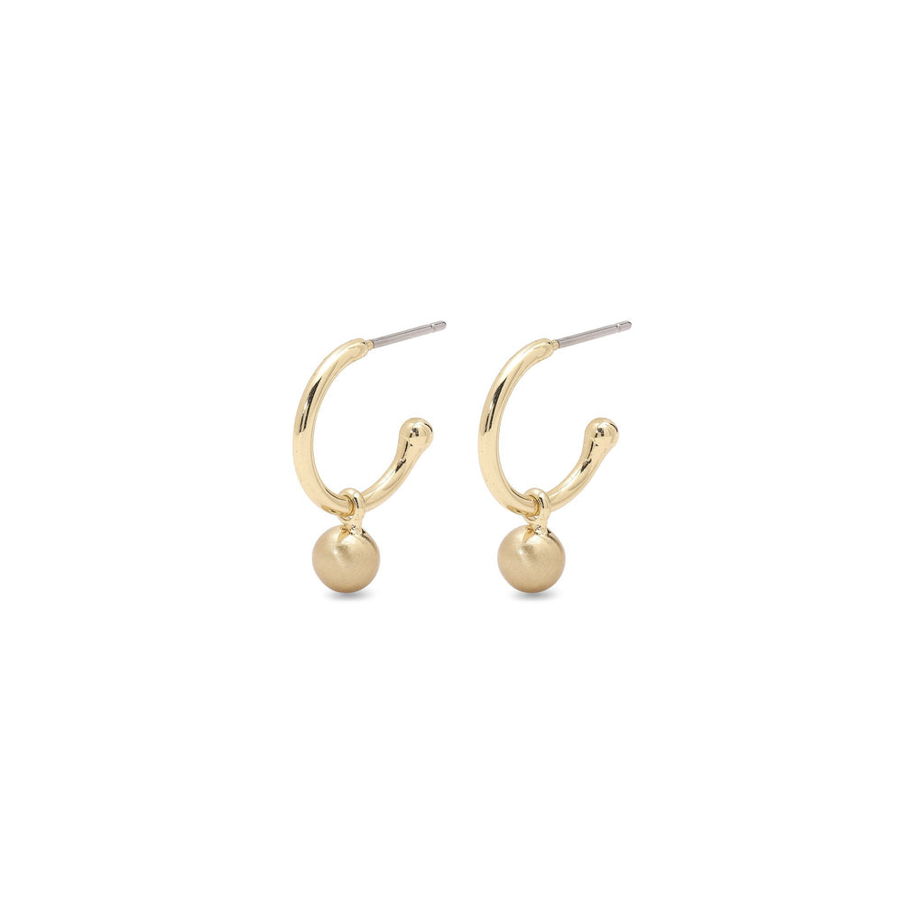 Berta Gold Earrings