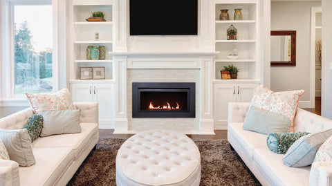 Langley 36 Linear Gas Fireplace - Click Fire Inc.